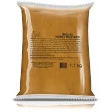 M HONEY MUSTARD  JR CX 5X1,1 KG